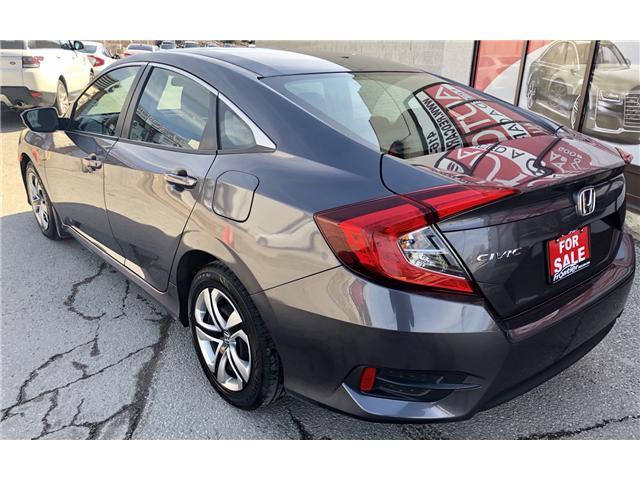 2017 Honda Civic LX (Stk: 010292) in Toronto - Image 7 of 15