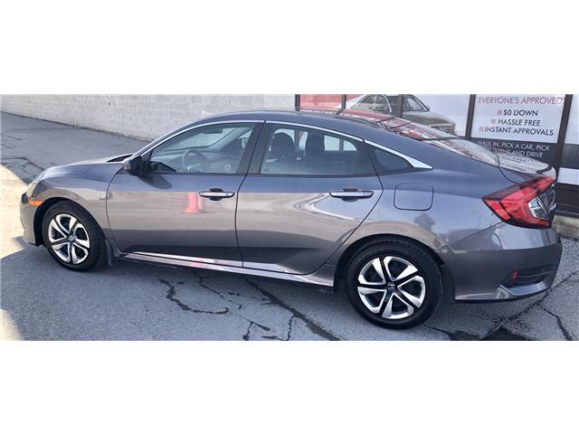 2017 Honda Civic LX (Stk: 010292) in Toronto - Image 8 of 15
