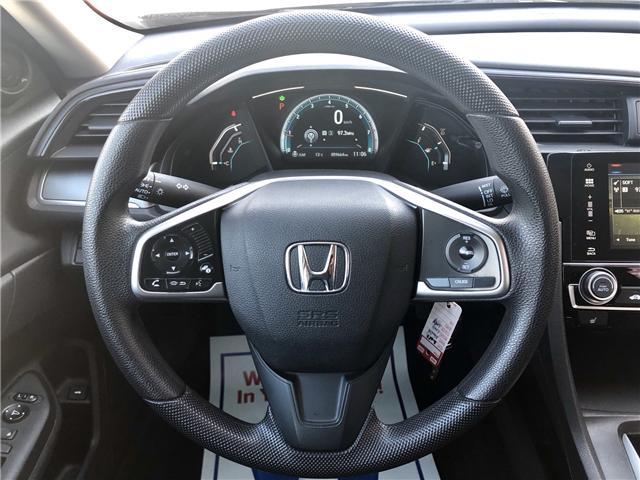 2017 Honda Civic LX (Stk: 010292) in Toronto - Image 13 of 15