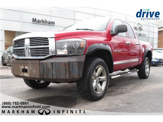 2006 Dodge Ram 1500 Laramie (Stk: P3153B) in Markham - Image 1 of 21