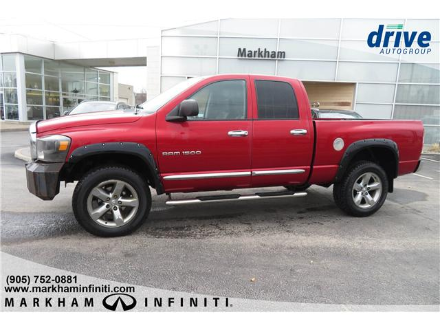 2006 Dodge Ram 1500 Laramie (Stk: P3153B) in Markham - Image 2 of 21