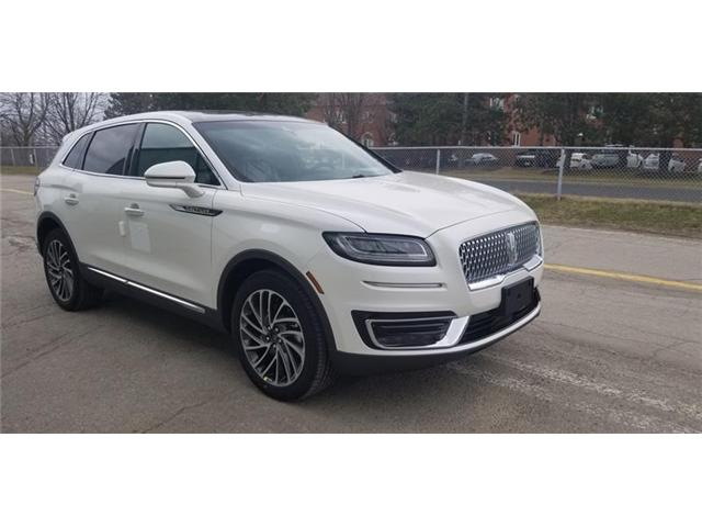 2019 Lincoln Nautilus Reserve (Stk: 19NS1675) in Unionville - Image 1 of 17