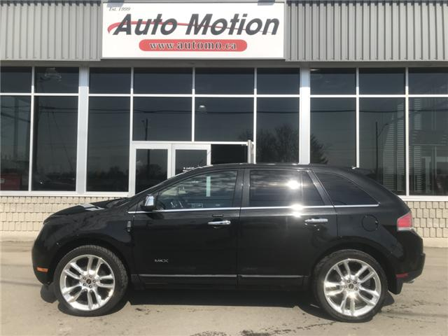 2010 Lincoln MKX Base (Stk: 19421) in Chatham - Image 2 of 23