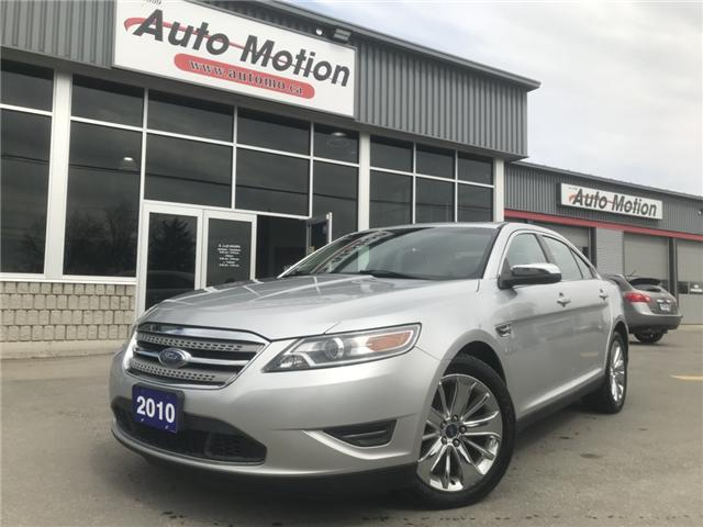 2010 Ford Taurus Limited (Stk: 19431) in Chatham - Image 1 of 21