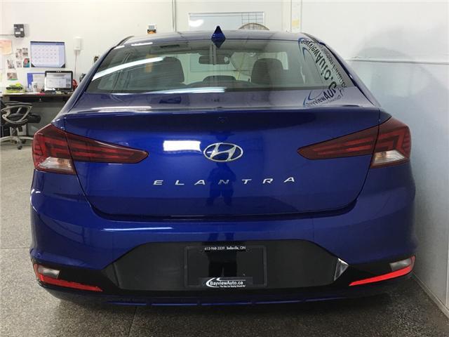 2019 Hyundai Elantra Preferred (Stk: 34663EW) in Belleville - Image 6 of 26