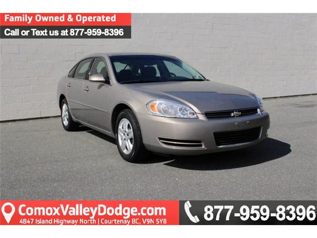 2007 Chevrolet Impala LS (Stk: W341753E) in Courtenay - Image 1 of 27