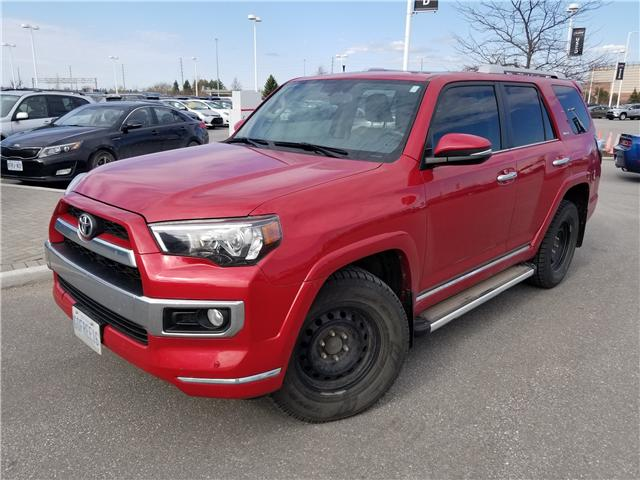 2016 Toyota 4Runner SR5 (Stk: 049E1281) in Ottawa - Image 1 of 23