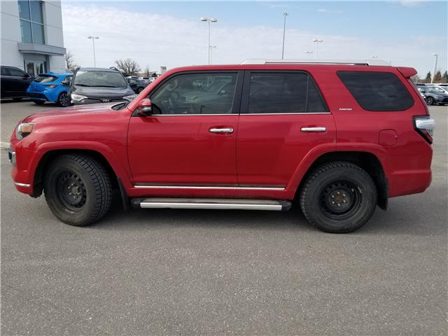 2016 Toyota 4Runner SR5 (Stk: 049E1281) in Ottawa - Image 2 of 23