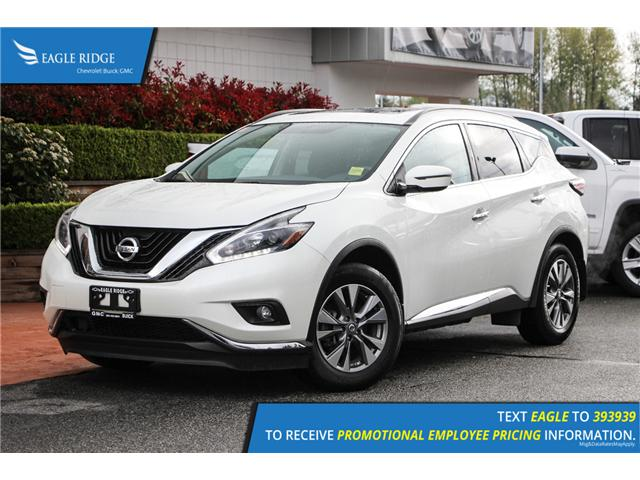 2018 Nissan Murano SV (Stk: 189177) in Coquitlam - Image 1 of 18