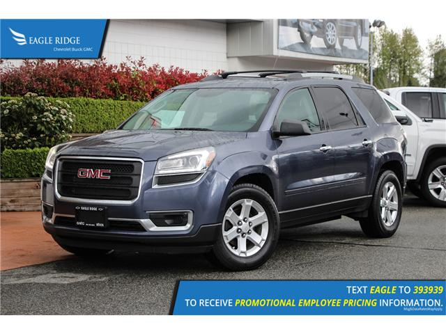 2014 GMC Acadia SLE1 (Stk: 144210) in Coquitlam - Image 1 of 16