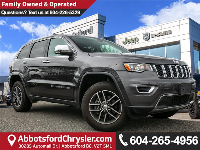 2018 Jeep Grand Cherokee Limited (Stk: AB0761) in Abbotsford - Image 1 of 25