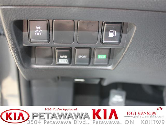 2018 Nissan Rogue SV (Stk: 19020-1) in Petawawa - Image 14 of 18