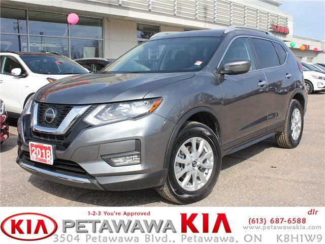 2018 Nissan Rogue SV (Stk: 19020-1) in Petawawa - Image 1 of 18