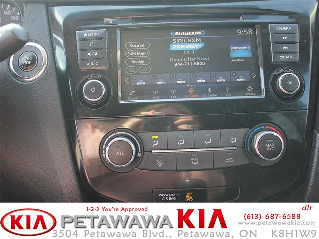 2018 Nissan Rogue SV (Stk: 19020-1) in Petawawa - Image 17 of 18