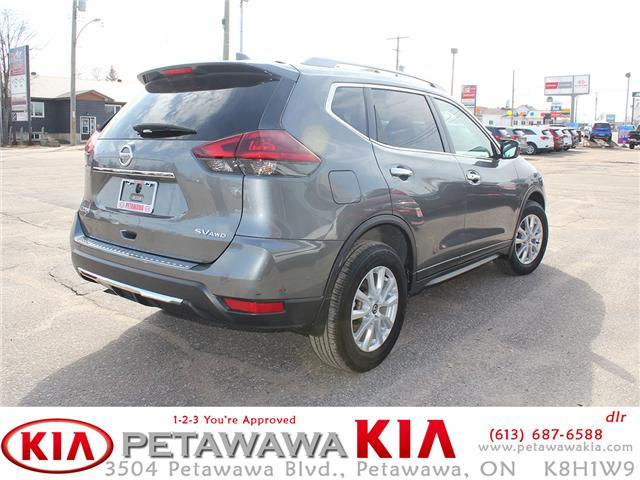 2018 Nissan Rogue SV (Stk: 19020-1) in Petawawa - Image 6 of 18