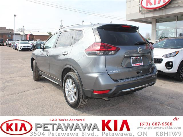 2018 Nissan Rogue SV (Stk: 19020-1) in Petawawa - Image 7 of 18
