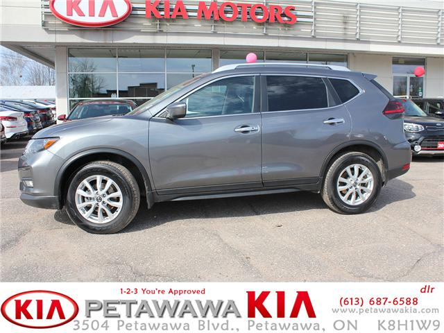 2018 Nissan Rogue SV (Stk: 19020-1) in Petawawa - Image 3 of 18