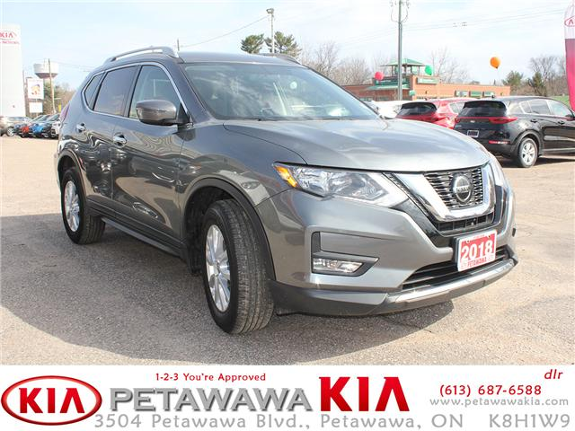 2018 Nissan Rogue SV (Stk: 19020-1) in Petawawa - Image 2 of 18