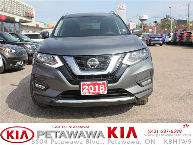 2018 Nissan Rogue SV (Stk: 19020-1) in Petawawa - Image 4 of 18