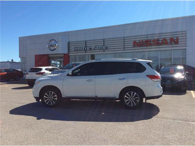 2014 Nissan Pathfinder SL (Stk: 19-165A) in Smiths Falls - Image 1 of 13
