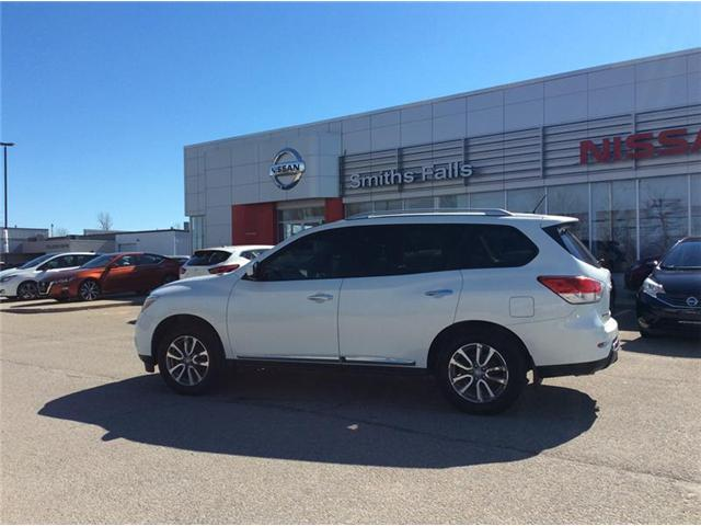 2014 Nissan Pathfinder SL (Stk: 19-165A) in Smiths Falls - Image 2 of 13