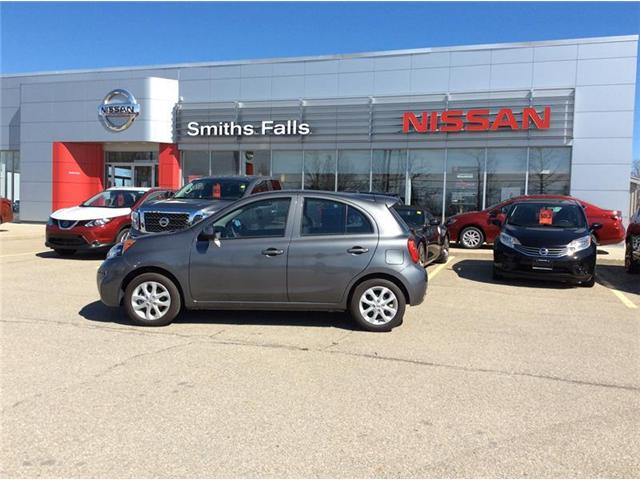 2018 Nissan Micra SV (Stk: 18-150) in Smiths Falls - Image 1 of 13