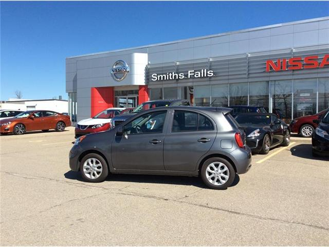 2018 Nissan Micra SV (Stk: 18-150) in Smiths Falls - Image 7 of 13