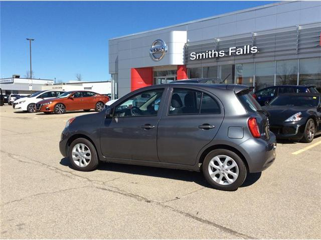 2018 Nissan Micra SV (Stk: 18-150) in Smiths Falls - Image 8 of 13