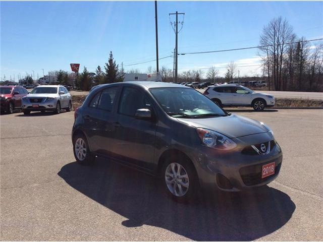 2018 Nissan Micra SV (Stk: 18-150) in Smiths Falls - Image 9 of 13