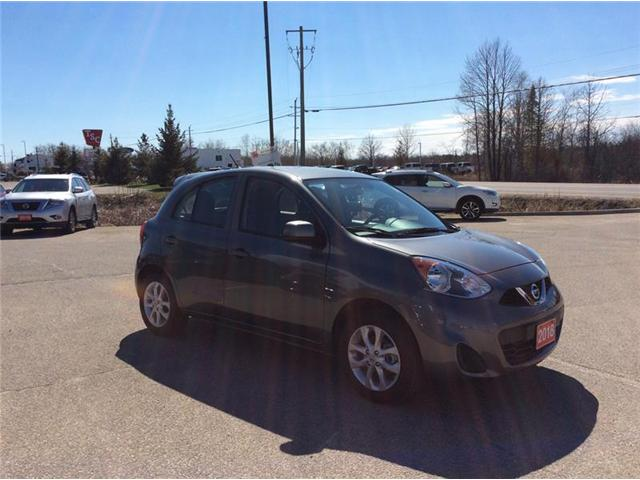 2018 Nissan Micra SV (Stk: 18-150) in Smiths Falls - Image 10 of 13
