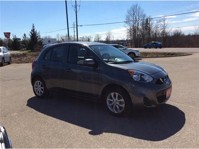 2018 Nissan Micra SV (Stk: 18-150) in Smiths Falls - Image 11 of 13