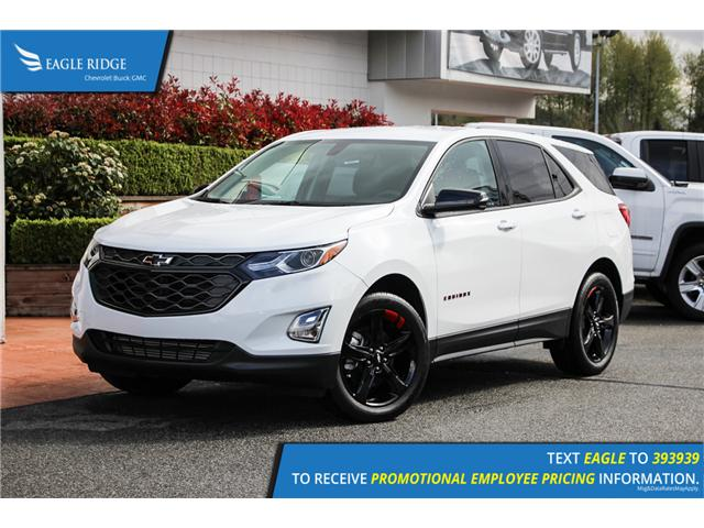 2019 Chevrolet Equinox LT (Stk: 94627A) in Coquitlam - Image 1 of 17
