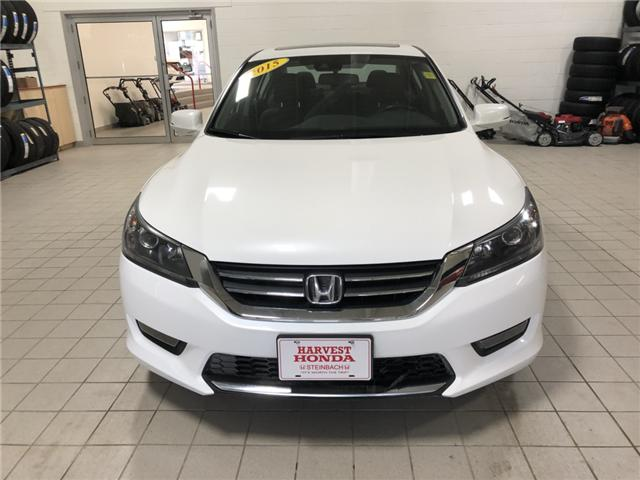 2015 Honda Accord EX-L (Stk: H1629) in Steinbach - Image 2 of 8