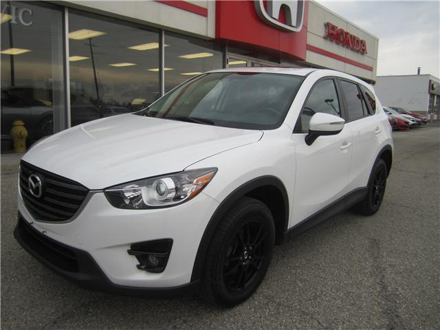 2016 Mazda CX-5 GS (Stk: 19116A) in Simcoe - Image 1 of 15