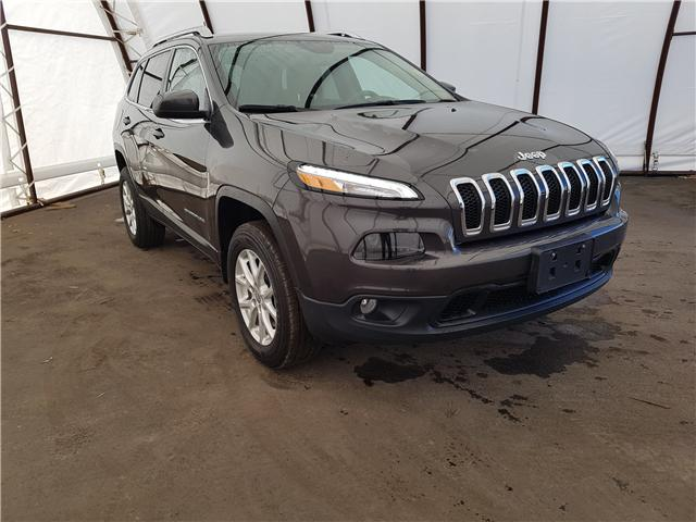 2016 Jeep Cherokee North (Stk: 1913981) in Thunder Bay - Image 1 of 19