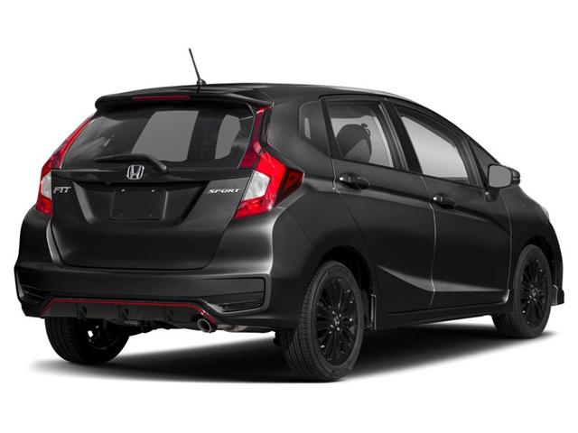 2019 Honda Fit Sport (Stk: 57813) in Scarborough - Image 3 of 9