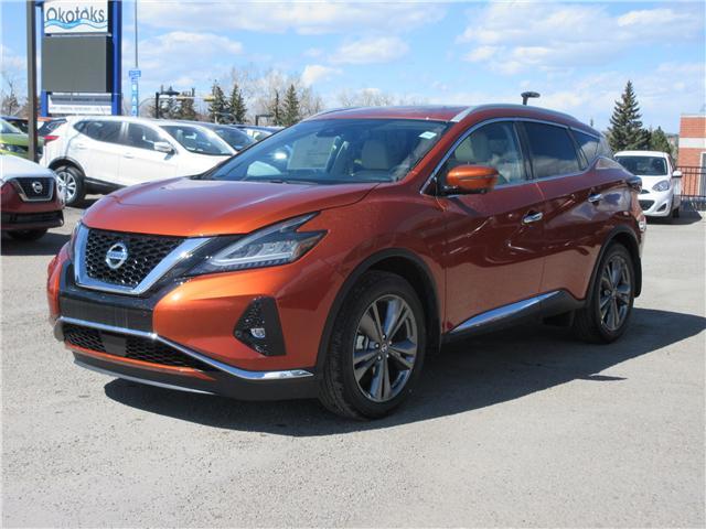 2019 Nissan Murano Platinum (Stk: 8618) in Okotoks - Image 5 of 27