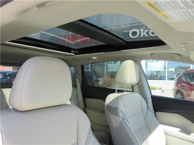 2019 Nissan Murano Platinum (Stk: 8618) in Okotoks - Image 9 of 27