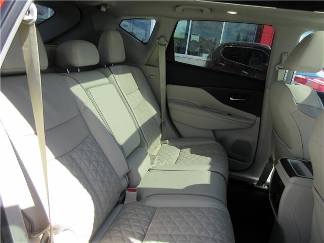 2019 Nissan Murano Platinum (Stk: 8618) in Okotoks - Image 20 of 27