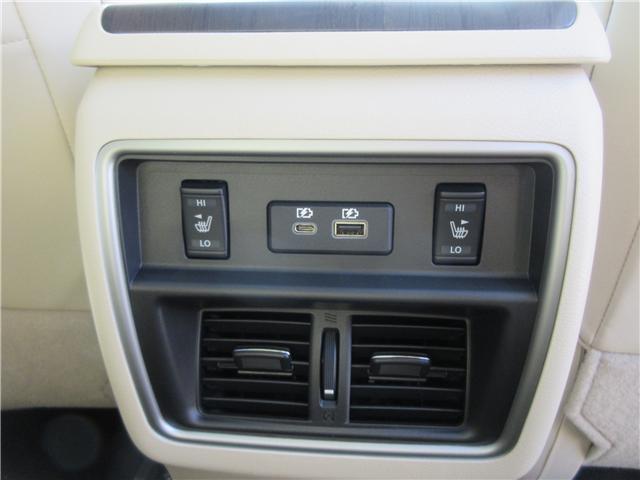 2019 Nissan Murano Platinum (Stk: 8618) in Okotoks - Image 18 of 27