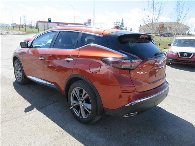 2019 Nissan Murano Platinum (Stk: 8618) in Okotoks - Image 27 of 27
