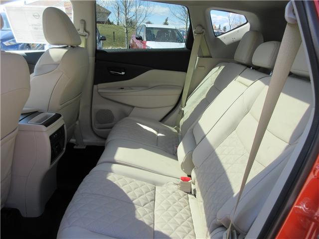 2019 Nissan Murano Platinum (Stk: 8618) in Okotoks - Image 19 of 27