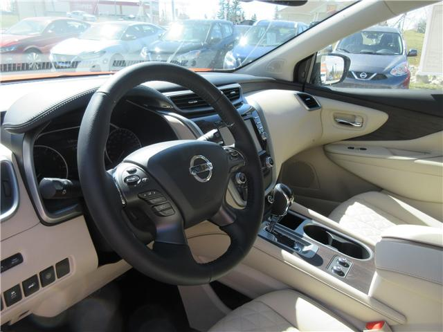 2019 Nissan Murano Platinum (Stk: 8618) in Okotoks - Image 10 of 27