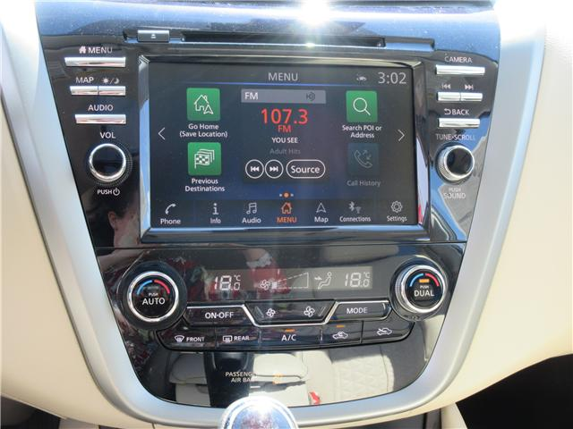 2019 Nissan Murano Platinum (Stk: 8618) in Okotoks - Image 8 of 27