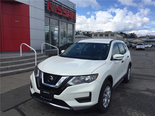 2019 Nissan Rogue S (Stk: N95-7090) in Chilliwack - Image 1 of 19