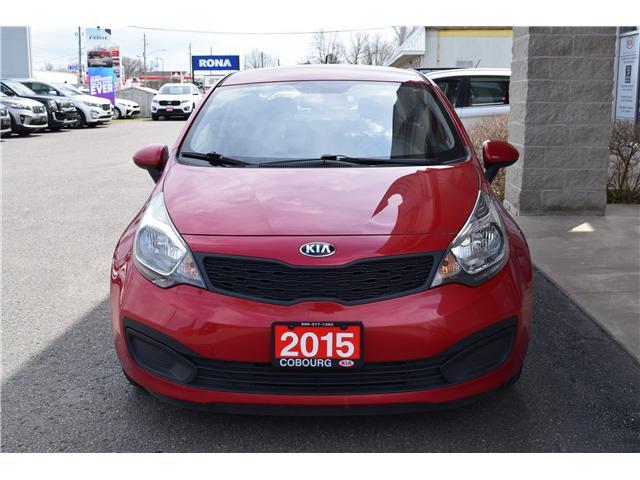 2015 Kia Rio LX+ (Stk: ) in Cobourg - Image 2 of 21