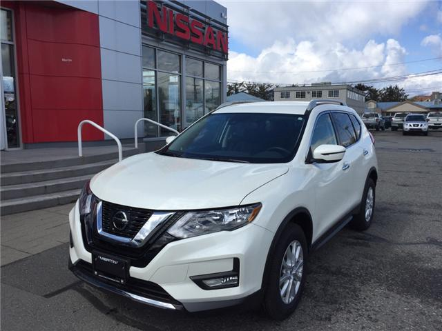 2019 Nissan Rogue SV (Stk: N95-1866) in Chilliwack - Image 1 of 19