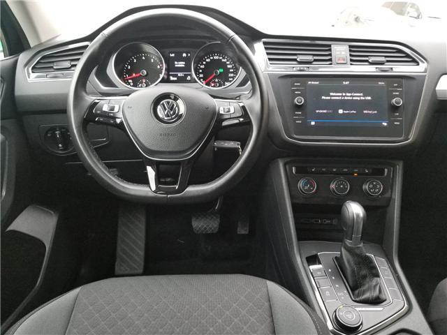 2018 Volkswagen Tiguan Trendline (Stk: ) in Concord - Image 9 of 23