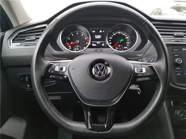 2018 Volkswagen Tiguan Trendline (Stk: ) in Concord - Image 10 of 23
