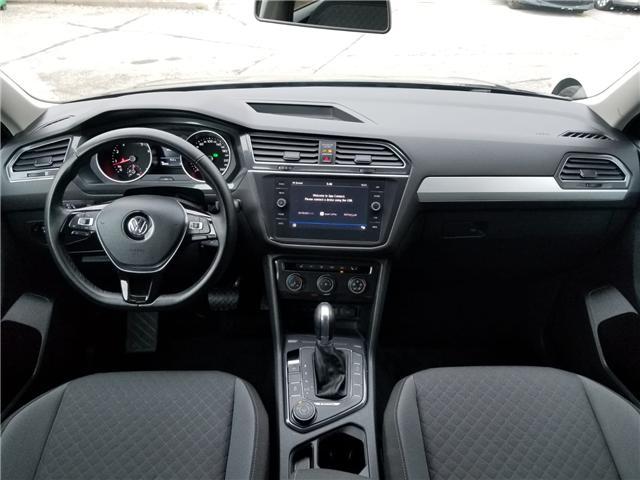 2018 Volkswagen Tiguan Trendline (Stk: ) in Concord - Image 8 of 23